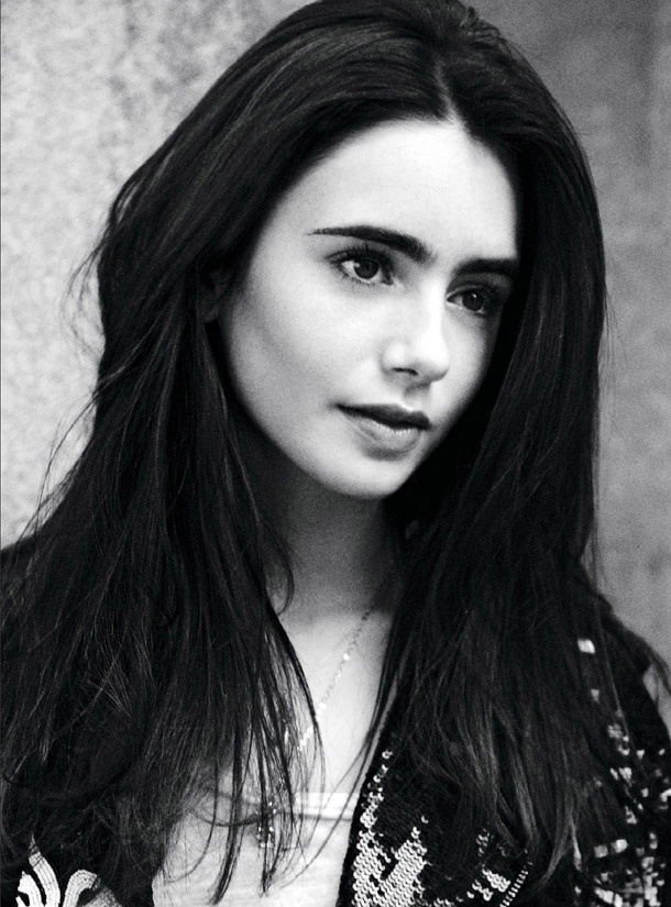 Lily Collins - Most Beautiful Women