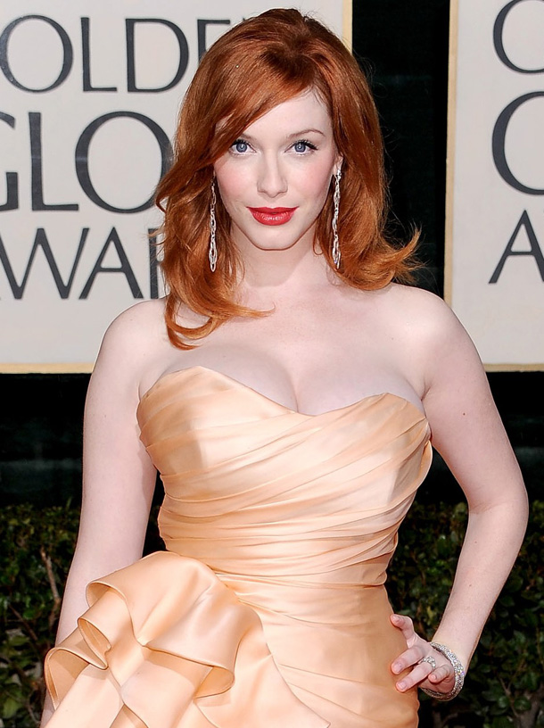 Christina Hendricks - Most Beautiful Women